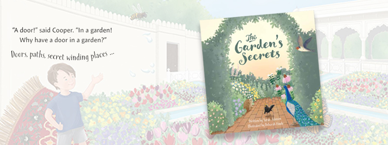 The Garden's Secrets children's book