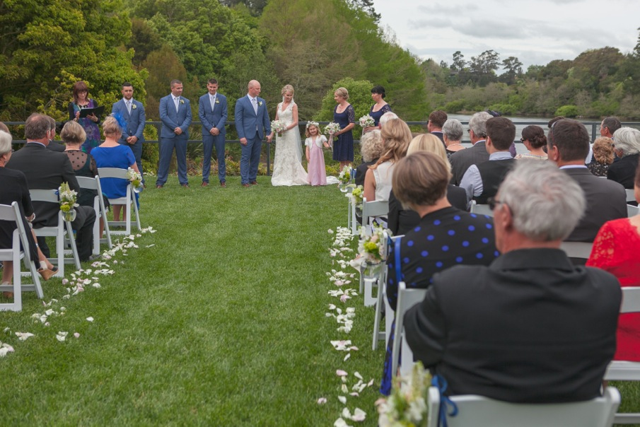 EXCLUSIVE ADD ON CLOSED GARDEN CEREMONY