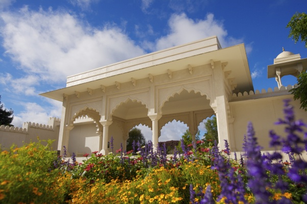 Bagh India  City pictures : Hamilton Gardens Indian Char Bagh Garden